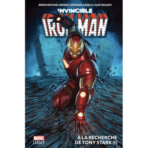 MARVEL LEGACY : IRON MAN TOME 1 (VF)