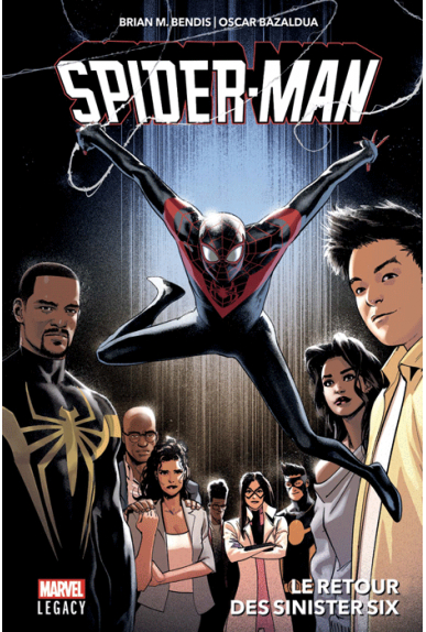 MARVEL LEGACY : SPIDER-MAN (VF)