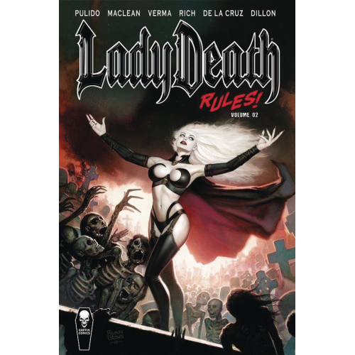 LADY DEATH RULES TP VOL 02 (VO)