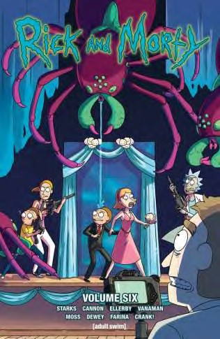 Rick & Morty Tome 6 (VF)