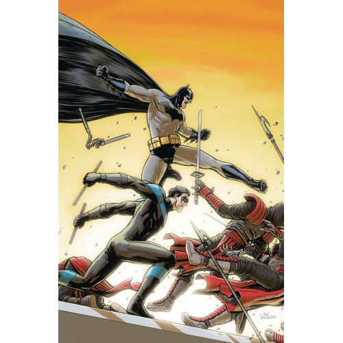 BATMAN UNIVERSE 5 (OF 6) (VO)