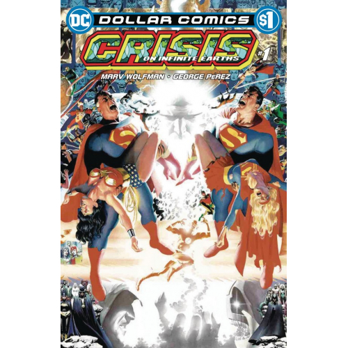 DOLLAR COMICS CRISIS ON INFINITE EARTHS 1 (VO)