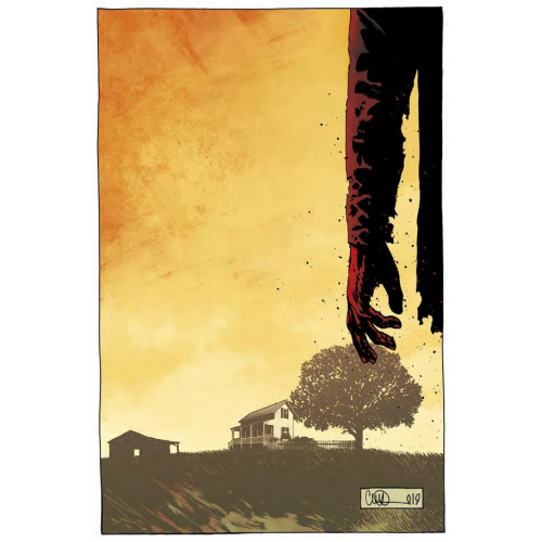 WALKING DEAD 33 ÉPILOGUE (VF)