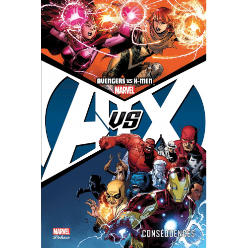 AVENGERS VS X-MEN T02 : CONSEQUENCES (VF)