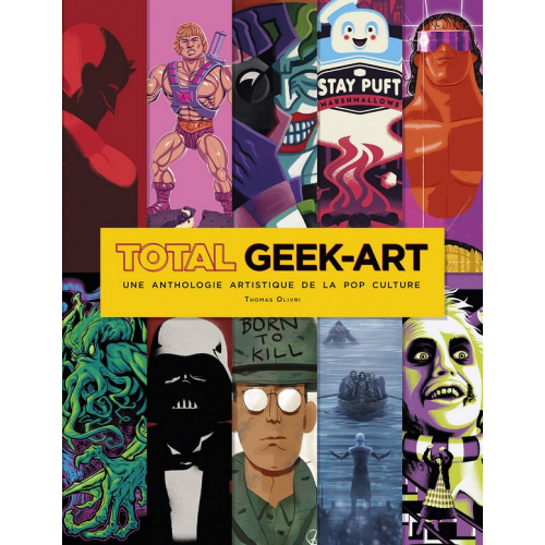 Total Geek-Art (VF)