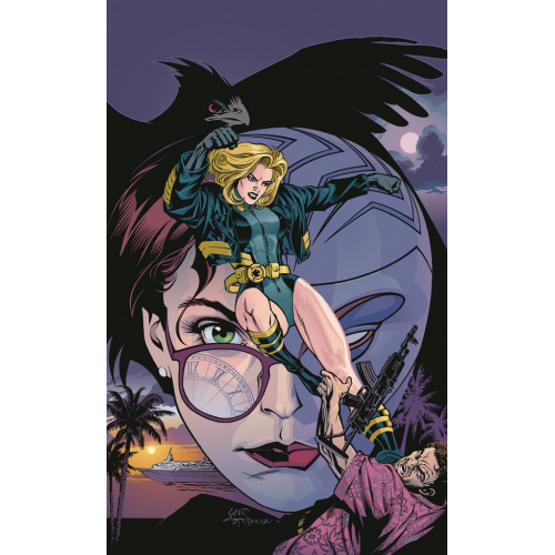 DOLLAR COMICS BIRDS OF PREY 1 (VO)