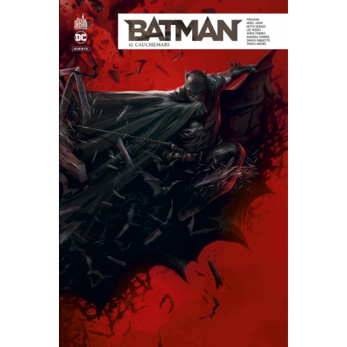 Batman Rebirth Tome 10 (VF)