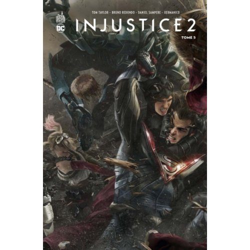 Injustice 2 Tome 5 (VF)