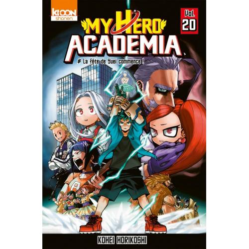 My Hero Academia Tome 20 (VF)