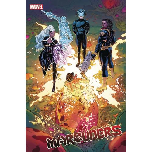 MARAUDERS 3 (VO)