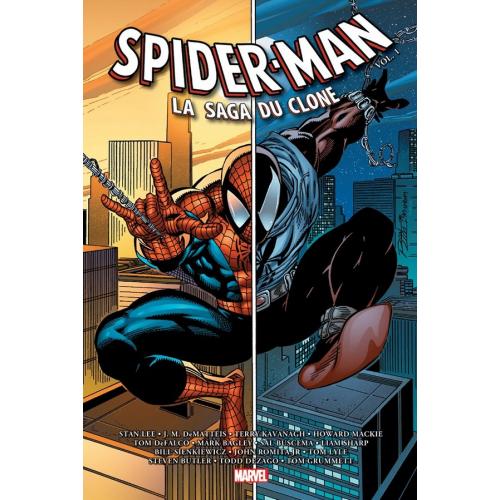 SPIDER-MAN : LA SAGA DU CLONE vol.1 OMNIBUS (VF)