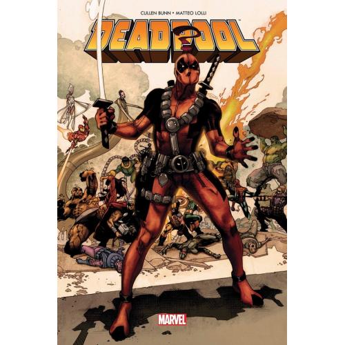 Deadpool - Les Guerres très très secrètes (VF)