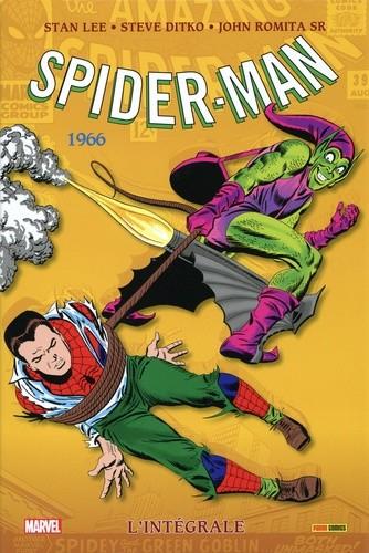 Spider-Man: L'intégrale Tome 4 1966 NED (VF)