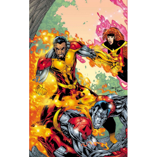 X-MEN KARIMA SHAPANDAR OMEGA SENTINEL 1 (VO)