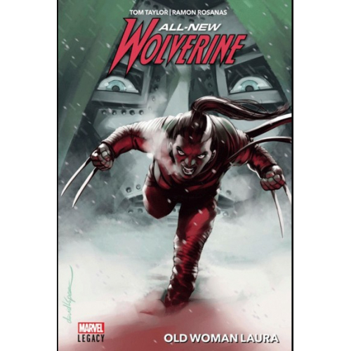 MARVEL LEGACY : ALL-NEW WOLVERINE TOME 2 (VF)