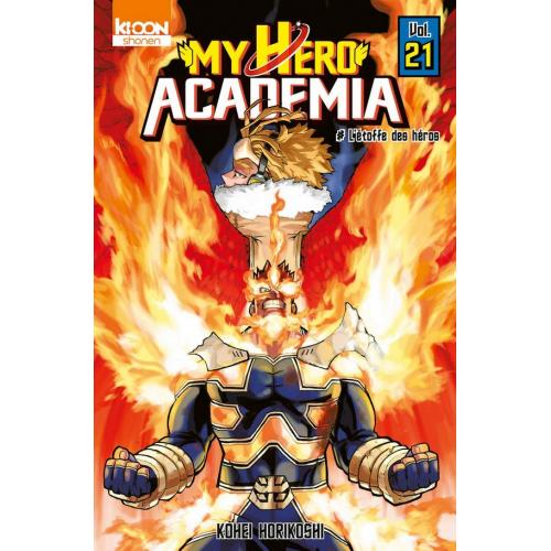 My Hero Academia Tome 21 (VF)