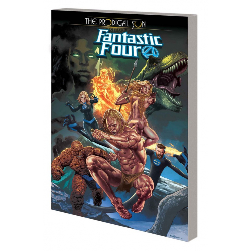 FANTASTIC FOUR TP PRODIGAL SUN (VO)