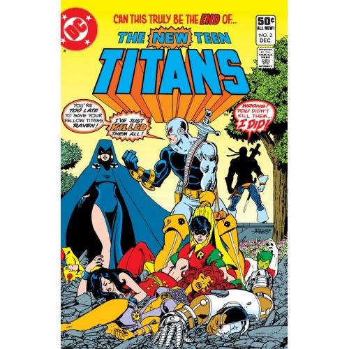 DOLLAR COMICS: THE NEW TEEN TITANS 2 (VO)