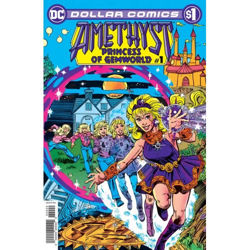DOLLAR COMICS: AMETHYST 1 (1985) (VO)