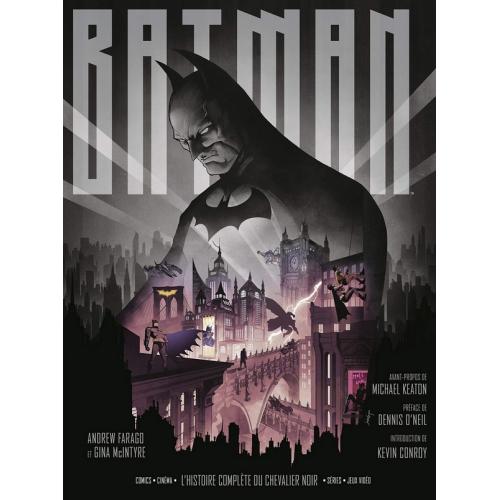Batman l'histoire complète du Chevalier Noir (VF)