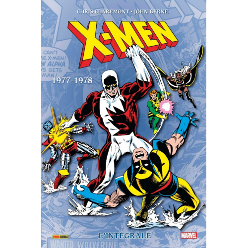 X-Men : L'intégrale Tome 2 (1977-78) NED (VF)