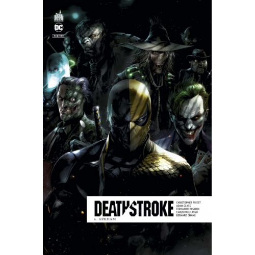 Deathstroke Rebirth Tome 6 (VF)