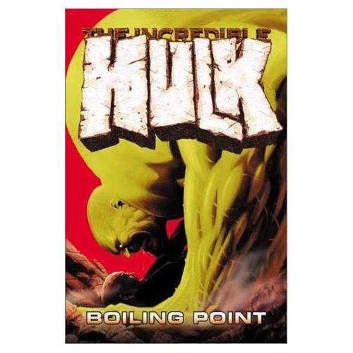 INCREDIBLE HULK VOL 2 BOILING POINT TP (VO) occasion