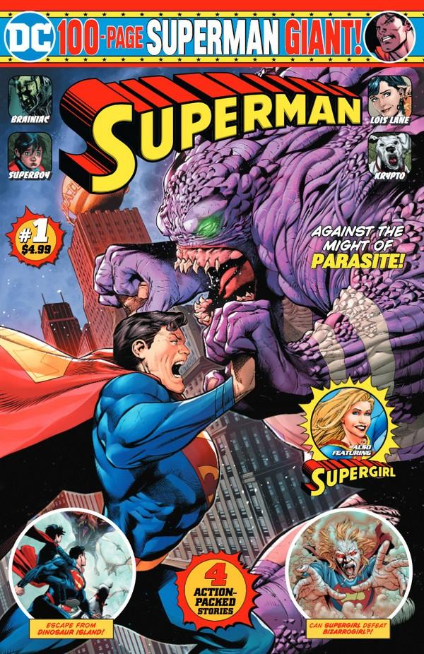 SUPERMAN GIANT 1 (VO)