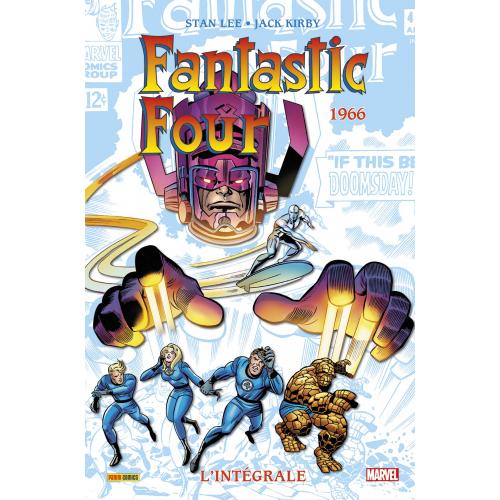 FANTASTIC FOUR : L'INTÉGRALE 1966 (NOUVELLE ÉDITION) (VF)
