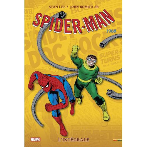 AMAZING SPIDER-MAN : L'INTÉGRALE 1968 (VF)