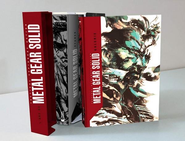 Metal Gear Solid I-IV - L'encyclopédie visuelle (VF)