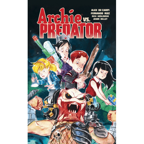 Archie Vs Predator - Édition Collector Exclusive 250 ex - Dustin Nguyen (VF) occasion