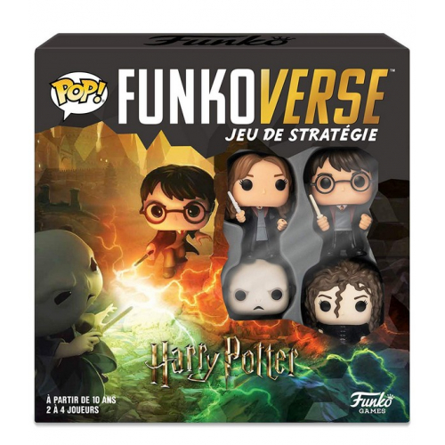 Funkoverse Harry Potter Battle in The Wizarding World