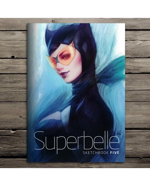 ARTGERM SUPERBELLE SKETCHBOOK FIVE signé (VO)