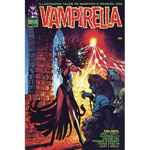VAMPIRELLA 2 (1969) REPLICA ED (VO)
