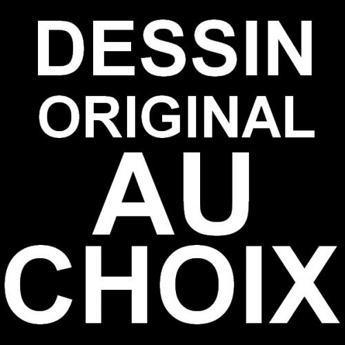 DESSIN ORIGINAL Thomas Riviere - AU CHOIX
