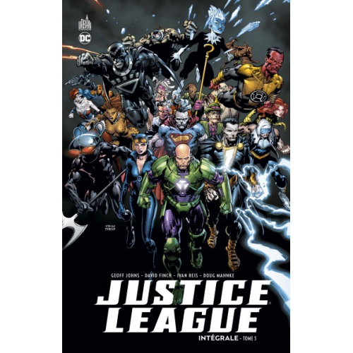 Justice League Intégrale Tome 3 (VF)
