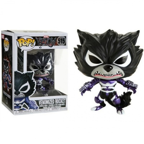 Funko Pop Venomized Rocket 515