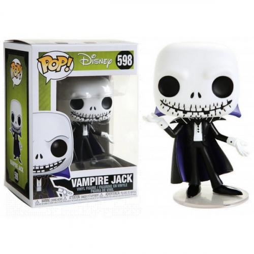 Funko Pop Vampire Jack 598