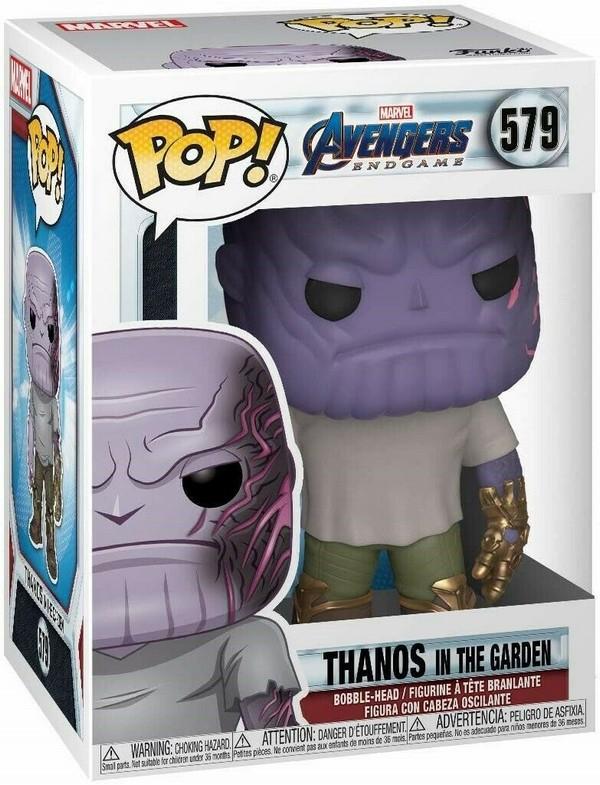 Funko Pop Thanos In the Garden 579
