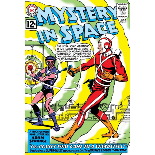 MYSTERY IN SPACE 75 FACSIMILE EDITION (VO)