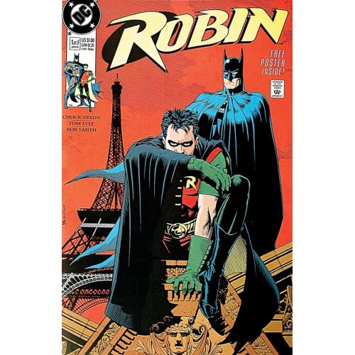 DOLLAR COMICS: ROBIN 1 (1991)(VO)