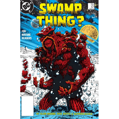 DOLLAR COMICS SWAMP THING 57 (VO)