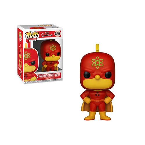 Funko Pop Radioactive Man 496