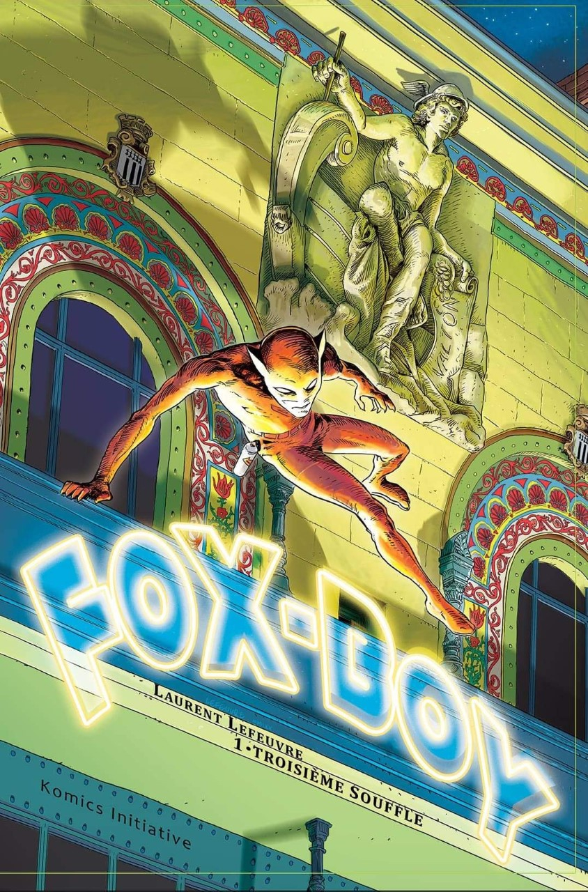 Fox-Boy (VF)
