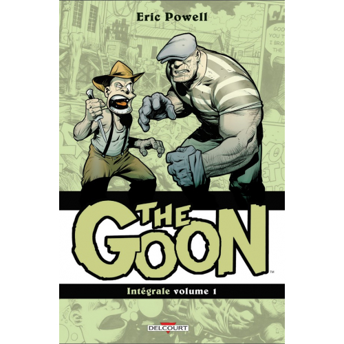 THE GOON L'INTÉGRALE VOLUME I (VF)
