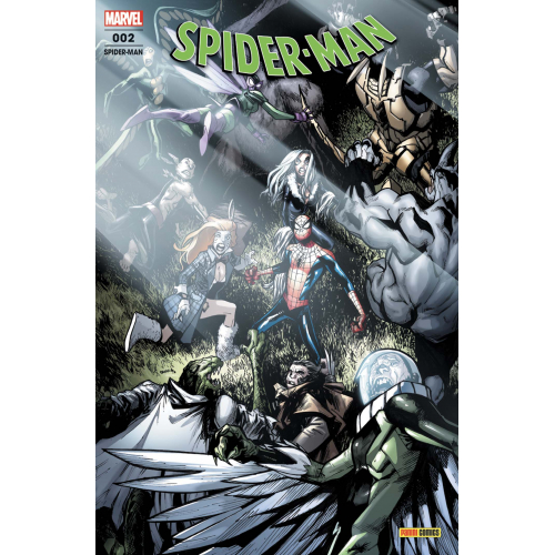 SPIDER-MAN 2 (VF)