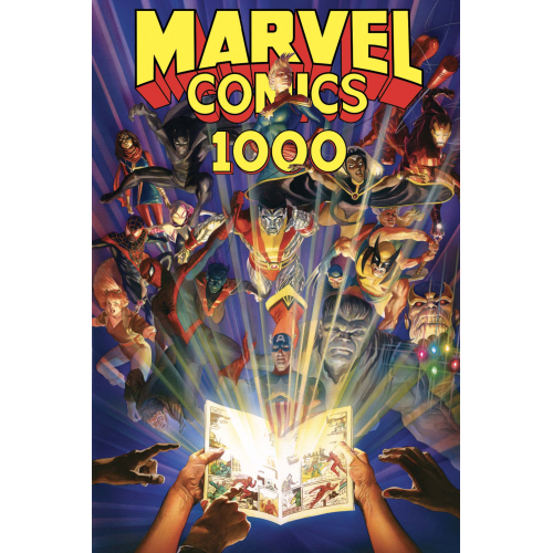MARVEL COMICS 1000 (VF)