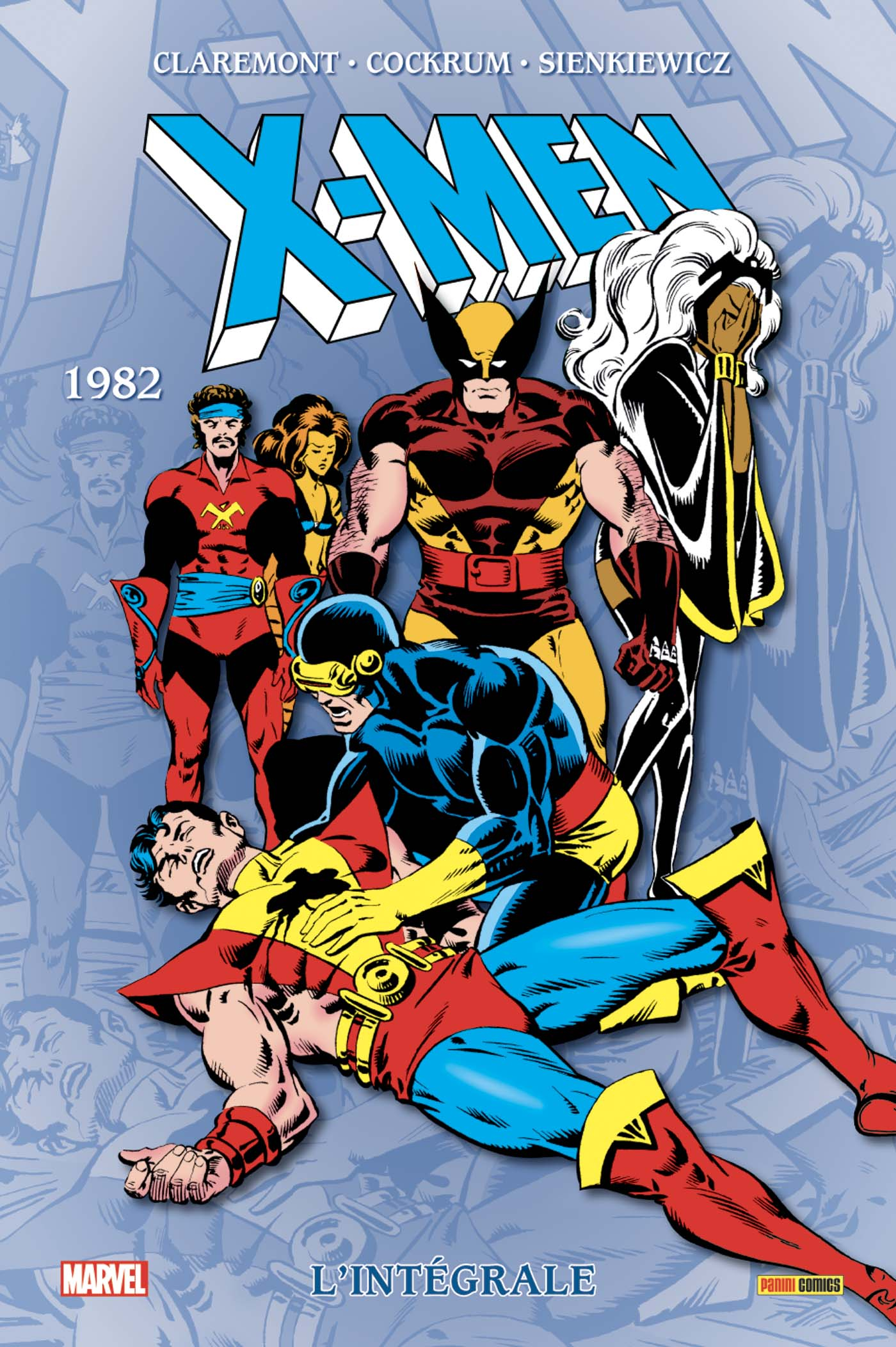 X-MEN : L'INTÉGRALE 1982 (VF)