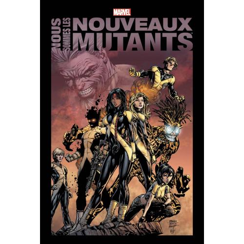 Nous sommes les Nouveaux Mutants (VF)